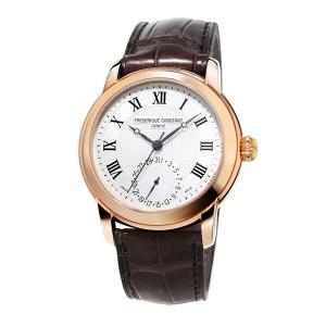 FREDERIQUE CONSTANT フレデリックコンスタント クラシック マニュファクチュール メンズ腕時計 自動巻き腕時計 カーフレザー FC-710MC4H4   quelleheure-1