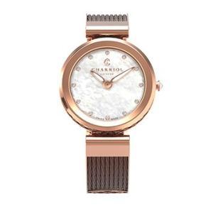 FE32.602.005 CHARRIOL シャリオール FOREVER レディース腕時計 国内正規品 送料無料  |quelleheure-1