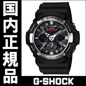 送料無料  カシオ G-SHOCK メンズ腕時計 GA-200-1AJF  |quelleheure-1
