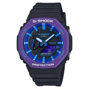 国内正規品 CASIO カシオ G-SHOCK GA-2100THS-1AJR|quelleheure-1