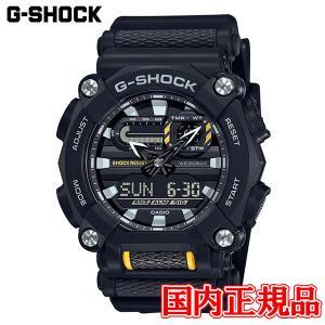 国内正規品 CASIO カシオ G-SHOCK クォーツ メンズ腕時計 GA-900-1AJF|quelleheure-1
