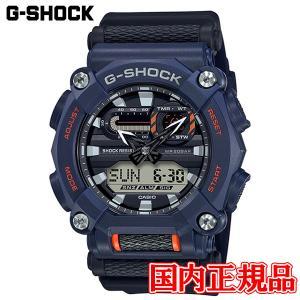 国内正規品 CASIO カシオ G-SHOCK クォーツ メンズ腕時計 GA-900-2AJF|quelleheure-1