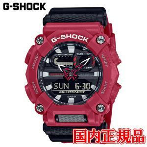 国内正規品 CASIO カシオ G-SHOCK クォーツ メンズ腕時計 GA-900-4AJF|quelleheure-1