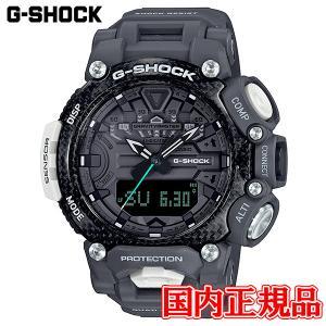 国内正規品 CASIO カシオ G-SHOCK グラビティマスター タフソーラー ソーラー充電システム メンズ腕時計 GR-B200RAF-8AJR|quelleheure-1
