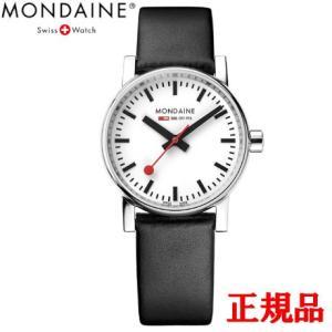 正規品 MONDAINE モンディーン クォーツ エヴォ2 30mm ブラック レディース腕時計 送料無料 MSE30110LB|quelleheure-1