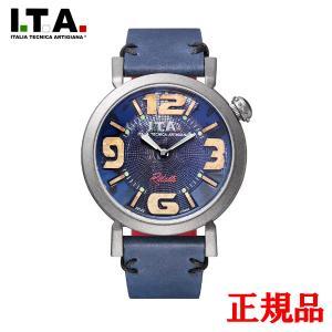 正規品 I.T.A アイティーエー Ribelle リベッレ クォーツ メンズ腕時計 送料無料 Ref.22.00.02|quelleheure-1