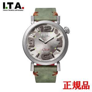 正規品 I.T.A アイティーエー Ribelle リベッレ クォーツ メンズ腕時計 送料無料 Ref.22.00.03|quelleheure-1