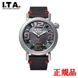 正規品 I.T.A アイティーエー Ribelle リベッレ クォーツ メンズ腕時計 送料無料 Ref.22.00.04|quelleheure-1