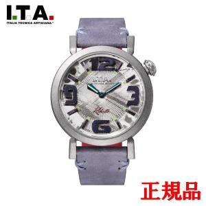 正規品 I.T.A アイティーエー Ribelle リベッレ クォーツ メンズ腕時計 送料無料 Ref.22.00.05|quelleheure-1