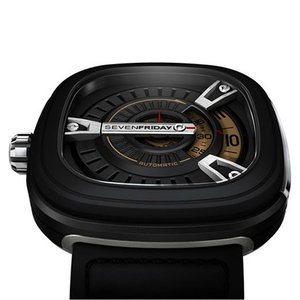 SF-M2 SEVENFRIDAY セブンフライデー The M-2 メンズ腕時計 国内正規品 送料無料  |quelleheure-1