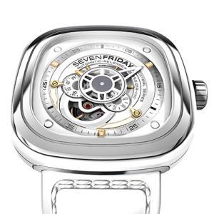 SF-P1/02 SEVENFRIDAY セブンフライデー Bright  メンズ腕時計 国内正規品 送料無料  |quelleheure-1