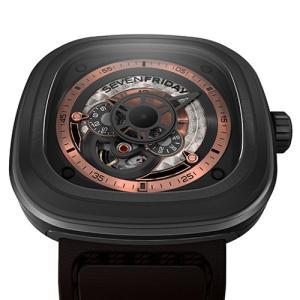 SF-P2/01 SEVENFRIDAY セブンフライデー  メンズ腕時計 国内正規品 送料無料  |quelleheure-1