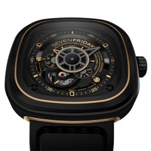 SF-P2/02 SEVENFRIDAY セブンフライデー Works メンズ腕時計 国内正規品 送料無料  |quelleheure-1