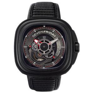 SF-P3B/01 SEVENFRIDAY セブンフライデー メンズ腕時計 国内正規品 送料無料  |quelleheure-1