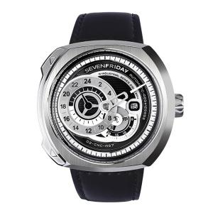 SF-Q1/01 SEVENFRIDAY セブンフライデー メンズ腕時計 国内正規品 送料無料  |quelleheure-1