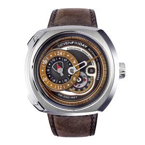 SF-Q2/01 SEVENFRIDAY セブンフライデー メンズ腕時計 国内正規品 送料無料  |quelleheure-1