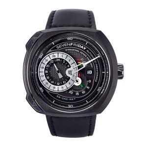 SF-Q3/01 SEVENFRIDAY セブンフライデー メンズ腕時計 国内正規品 送料無料  |quelleheure-1