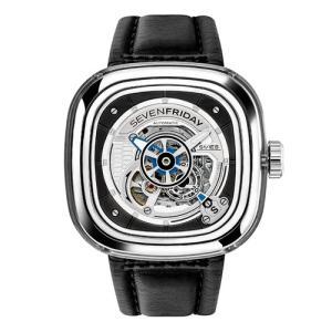 SEVENFRIDAY セブンフライデー Sシリーズ 自動巻き メンズ腕時計 SF-S1/01  |quelleheure-1