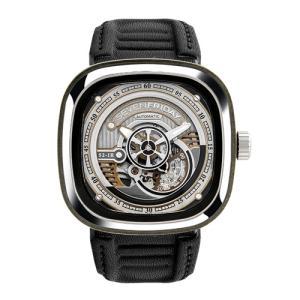 SEVENFRIDAY セブンフライデー Sシリーズ 自動巻き メンズ腕時計 SF-S2/01  |quelleheure-1