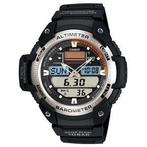 SGW-400H-1BJF カシオ SPORTS GEAR スポーツギア メンズ腕時計 国内正規品 送料無料  |quelleheure-1