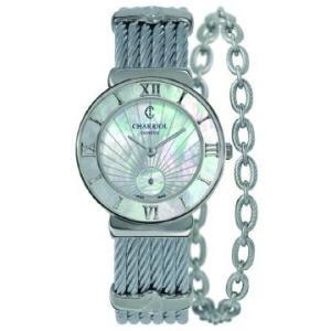 ST30SI.560.008 CHARRIOL シャリオール ST-TROPEZ 30 レディース腕時計 国内正規品 送料無料  |quelleheure-1