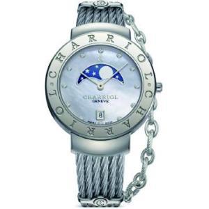 ST35CS.560.008 CHARRIOL シャリオール ST-TROPEZ 35 レディース腕時計 国内正規品 送料無料  |quelleheure-1