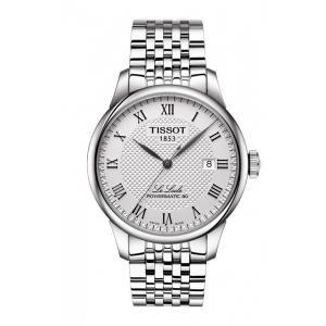 正規品 TISSOT ティソ ル・ロックル パワーマティック 80 メンズ腕時計 自動巻き T006.407.11.033.00 quelleheure-1