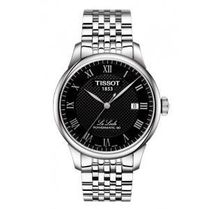 正規品 TISSOT ティソ ル・ロックル パワーマティック 80 メンズ腕時計 自動巻き T006.407.11.053.00   quelleheure-1