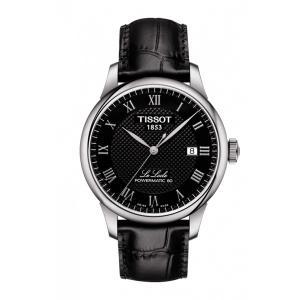 正規品 TISSOT ティソ ル・ロックル パワーマティック 80 メンズ腕時計 自動巻き T006.407.16.053.00 quelleheure-1