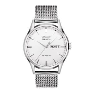 正規品 TISSOT ティソ ヘリテージ ヴィソデート オートマティック 自動巻き メンズ腕時計 送料無料 T019.430.11.031.00 quelleheure-1