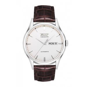 正規品 TISSOT ティソ ヘリテージ ヴィソデート オートマティック メンズ腕時計 自動巻き T019.430.16.031.01 quelleheure-1