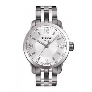 正規品 TISSOT ティソ PRC 200 メンズ腕時計 クォーツ T055.410.11.017.00 quelleheure-1
