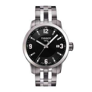 正規品 TISSOT ティソ PRC 200 メンズ腕時計 クォーツ 送料無料 T055.410.11.057.00 quelleheure-1