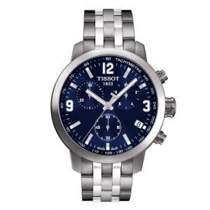 正規品 TISSOT ティソ PRC 200 クロノグラフ メンズ腕時計 クォーツ T055.417.11.047.00   quelleheure-1