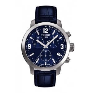 正規品 TISSOT ティソ PRC 200 クロノグラフ メンズ腕時計 クォーツ 送料無料 T055.417.16.047.00 quelleheure-1