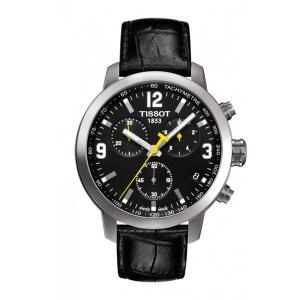 正規品 TISSOT ティソ PRC 200 クロノグラフ メンズ腕時計 クォーツ 送料無料 T055.417.16.057.00 quelleheure-1