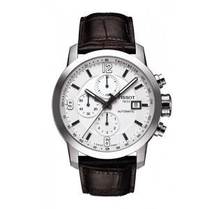 正規品 TISSOT ティソ PRC 200 オートマティック クロノグラフ メンズ腕時計 自動巻き 送料無料 T055.427.16.017.00 quelleheure-1