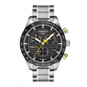 正規品 TISSOT ティソ PRS 516 クロノグラフ メンズ腕時計 クォーツ 送料無料 T100.417.11.051.00 quelleheure-1