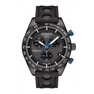 正規品 TISSOT ティソ PRS 516 クロノグラフ メンズ腕時計 クォーツ 送料無料 T100.417.37.201.00 quelleheure-1