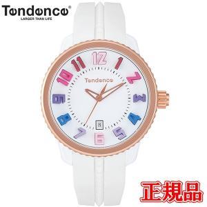 正規品 TENDENCE テンデンス GULLIVER RAINBOW クォーツ ユニセックス メンズ レディース 腕時計 日本限定モデル TG930113R 【AQ】|quelleheure-1