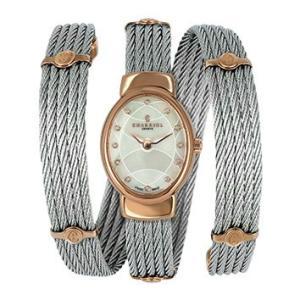 TWOP.510.O01 CHARRIOL シャリオール TWIST レディース腕時計 国内正規品 送料無料  |quelleheure-1