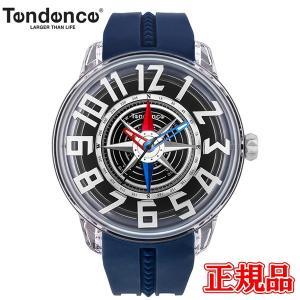 正規品 TENDENCE テンデンス KingDome キングドーム クォーツ メンズ 腕時計 TY023006-NV|quelleheure-1
