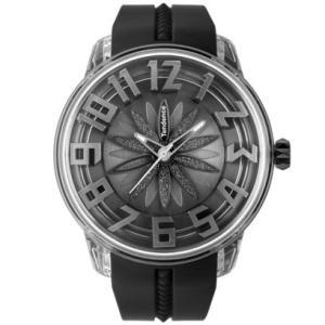 TENDENCE テンデンス KingDome キングドーム クォーツ 腕時計 花占い TY023007  |quelleheure-1