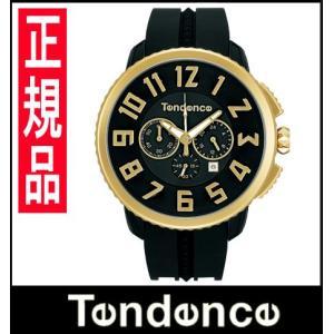 TY460011  TENDENCE (テンデンス) Gulliver 47 〔ガリバー 47〕47mm メンズ/レディース 腕時計  国内正規品 送料無料   quelleheure-1