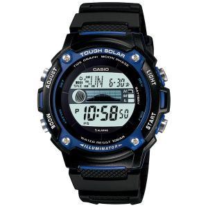 W-S210H-1AJF カシオ SPORTS GEAR スポーツギア メンズ腕時計 国内正規品 送料無料  |quelleheure-1