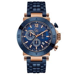 24回払いまで無金利 X90012G7S Gc ジーシー Papaya & Blue  X72029G7S メンズ腕時計 国内正規品 送料無料  |quelleheure-1