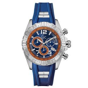 24回払いまで無金利 Y02010G7 Gc ジーシー Papaya&Blue メンズ腕時計 国内正規品 送料無料  |quelleheure-1