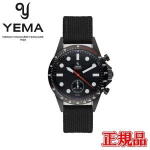 正規品 YEMA イエマ スペースグラフ ZERO-G クォーツ メンズ腕時計 YMHF2019-3AA|quelleheure-1