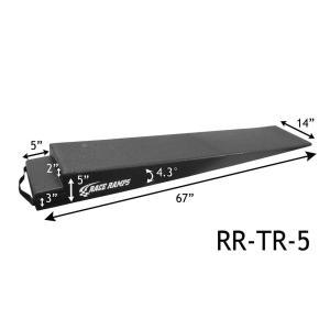 レースランプ トレーラースロープ 5インチ Raceramps Trailer Ramps - 5 Inch|questpower