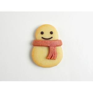 冬季限定 雪だるまクッキー